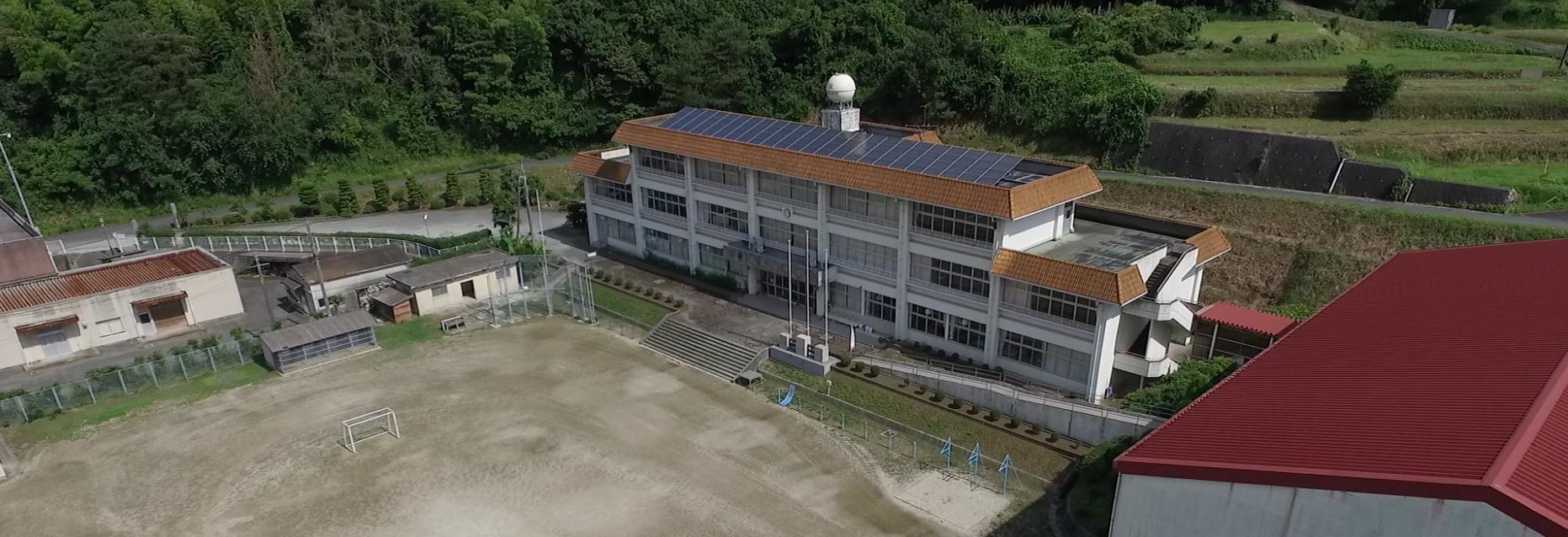 塩田小学校校舎